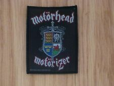 MOTORHEAD - MOTORIZER (NEW) SEW ON W-PATCH OFFICIAL BAND MERCH
