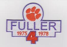 CLEMSON TIGERS FULLER PATCH DESHAUN WATSON WORE THIS PATCH 2015/16 SEASON