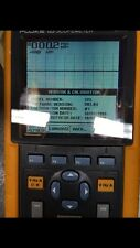 FLUKE 123/003 20 MHz, 2 Ch, INDUSTRIAL SCOPE METER - Excellent