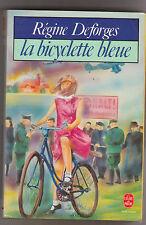 La Bicyclette Bleue - Régine Deforges . dessin d J.Lo Monaco
