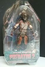 "NECA PREDATORS Series 5 STALKER Predator 7"" Action Figure"