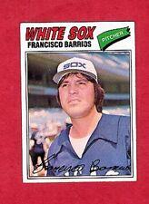 1977 Topps Francisco Barrios #222
