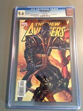 NEW AVENGERS #4 Variant CGC 9.6 1ST MARIA HILL and Ronin 1st cover Rare!