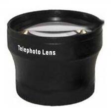 Tele Lens for Panasonic AG-HMC41 HDC-HS300 HDC-HS300K HDC-HS300P HDCDX1 AG-HMC40