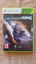 METAL GEAR RISING  Xbox 360 / complet / envoi gratuit