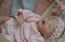 SALE! PREEMIE BABY,  LOOKS SO REAL  10 INCH TINY W/ EXTRAS- TAKES  A   PACIFIER!