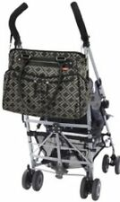 skip hop city tote #333228 black/white tile print NWT's diaper bag
