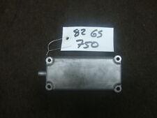 82 SUZUKI GS750 GS 750 ENGINE OIL COVER #E52
