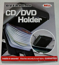 Bell Overhead Console CD/DVD Holder Headliner Auto Automotive Car Vehicle