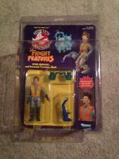 VINTAGE 1986  PETER VENKMAN FIGURE THE REAL GHOSTBUSTERS FRIGHT FEATURES MOC