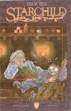 US COMIC PACK STAR CHILD 0-3+5-10 Taliesin Press 1994 SPX