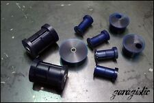 95A poly BMW E30 complete polyurethane suspension kit 325 318 m3