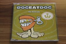 Dog Eat Dog - No fronts-The Remixes (1995) (MCD) (Roadrunner Records-7 2331 3)