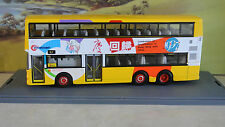 Corgi OOC 43204;Volvo Olympian 3 Axle Bus; Hong Kong, City Bus; Excellent Boxed