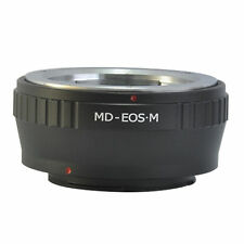Minolta MD MC SR Lens to Canon EOSM EOS M Mount Camera MD-EOSM Lens Adapter Ring