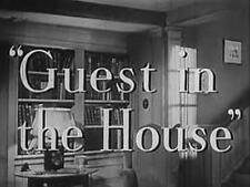 GUEST IN THE HOUSE, 1944, classic ANNE BAXTER, John Brahm chiller:DVD-R:Region 2