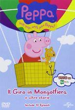 DvD PEPPA PIG IL GIRO IN MONGOLFIERA E ALTRE STORIE   ......NUOVO