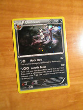NM Pokemon UMBREON Card X Y Black Star PROMO XY96 Set BreakPOINT Blister/Pack EX