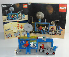 LEGO Vintage Space Classic Command Center 926/493 with Original Box - Excellent