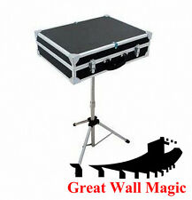 Free Shipping Carrying Case With Table Base --Magic Trick, Fun Magic