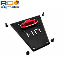 Hot Racing Axial 1/8 Yeti XL Aluminum Front Skid Plate w/ Winch Mount YEX331W01