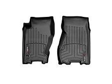 WeatherTech® FloorLiner - Jeep Grand Cherokee - 1999-2004 - 1st Row - Black