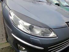 PEUGEOT 407 - EYEBROWS EYELIDS (ABS)  TUNING-GT