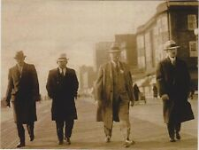 """~Post Card~""""The 4 Guys in Suits (Gangsters)...""""Men About Town""""   ...Classic-"""