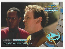 TC Deep Space Nine DS9 Memories from the Future Greatest Legends O'Brian L5