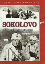 Sokolovo 1-2 1974 Czech world war 2 classic WW2 film DVD