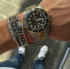 Unisex New Style Anil Arjandas Bracelet 18k White Gold 5 Micro Pave Ball Slider