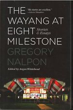 The Wayang at Eight Milestone - Gregory Nalpon