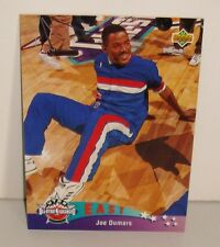 CARTE DE COLLECTION BASKET BALL EAST ALL STARS JOE DUMARS