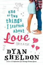 One or Two Things I Learned About Love-ExLibrary