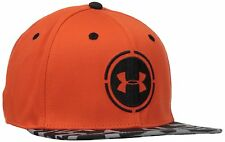 Under Armour COMBINE TRAINING Men's Volcano/Camo/Black UA Hat Cap Sz M/L **