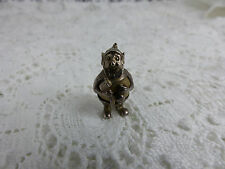 Vintage Sterling Silver Touchwood Nuvo Gnome Charm