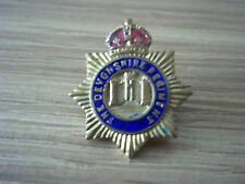 THE DEVONSHIRE REGIMENT BADGE - MILITARY