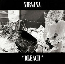 NIRVANA BLEACH NEW SEALED VINYL LP REISSUE & MP3 IN STOCK SUB POP REMASTERED