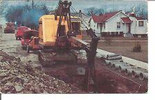 (L) Gar Wood 75A 3/4-Yard Trench Hoe Gar Wood Wayne, Michigan