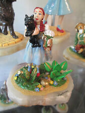 RON LEE   WIZARD of OZ    LE 208/500   DOROTHY with TOTO   ITEM #WZ430