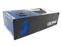 "XSPC X20 42O Single 5.25"" Drive Bay Water Cooling Reservoir & Pump"