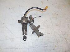suzuki GS750 GS750E main ignition key switch seat lock set GS1100E 81 1980 1981