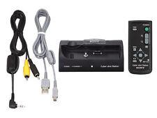 Sony CSS-Pha estación de acoplamiento para dsc-p100 dsc-p120