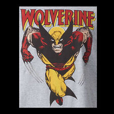 Marvel WOLVERINE 17 Licensed Graphic Tee T-shirt Logan John Byrne NWOT Large FS!