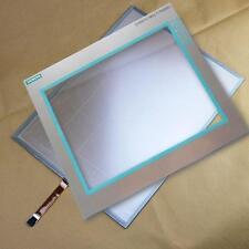 New Touch Screen Panel+Protective FilmFor SIEMENS MP377-15  6AV6644-0AB01-2AX0
