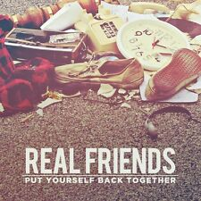 Real Friends - Put Yourself Back Together CD - Brand New Sealed