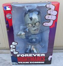 NEW YORK YANKEES TEAM ZOMBIE GNOME FIGURINE NIB FOREVER COLLECTIBLES NIGHTMARES