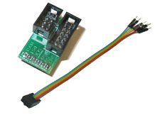 ISP Breakoutadapter Breadboard Adapter + Isp 6 pol Breakoutkabel