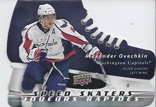 2008-09 UD MCDONALD'S ALEXANDER OVECHKIN SPEED SKATERS UPPER DECK SS9 CAPITALS
