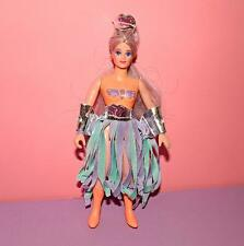 Custom Spinnerella Fashion Crown Skirt & 2-Arm Bands Made for She Ra Doll